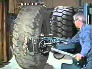 建設機械 タイヤ